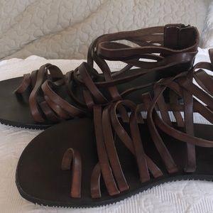 11c6035c25a3 mercanti fiorentini Shoes - MERCANTILE FIORENTINI MENS SANDALS
